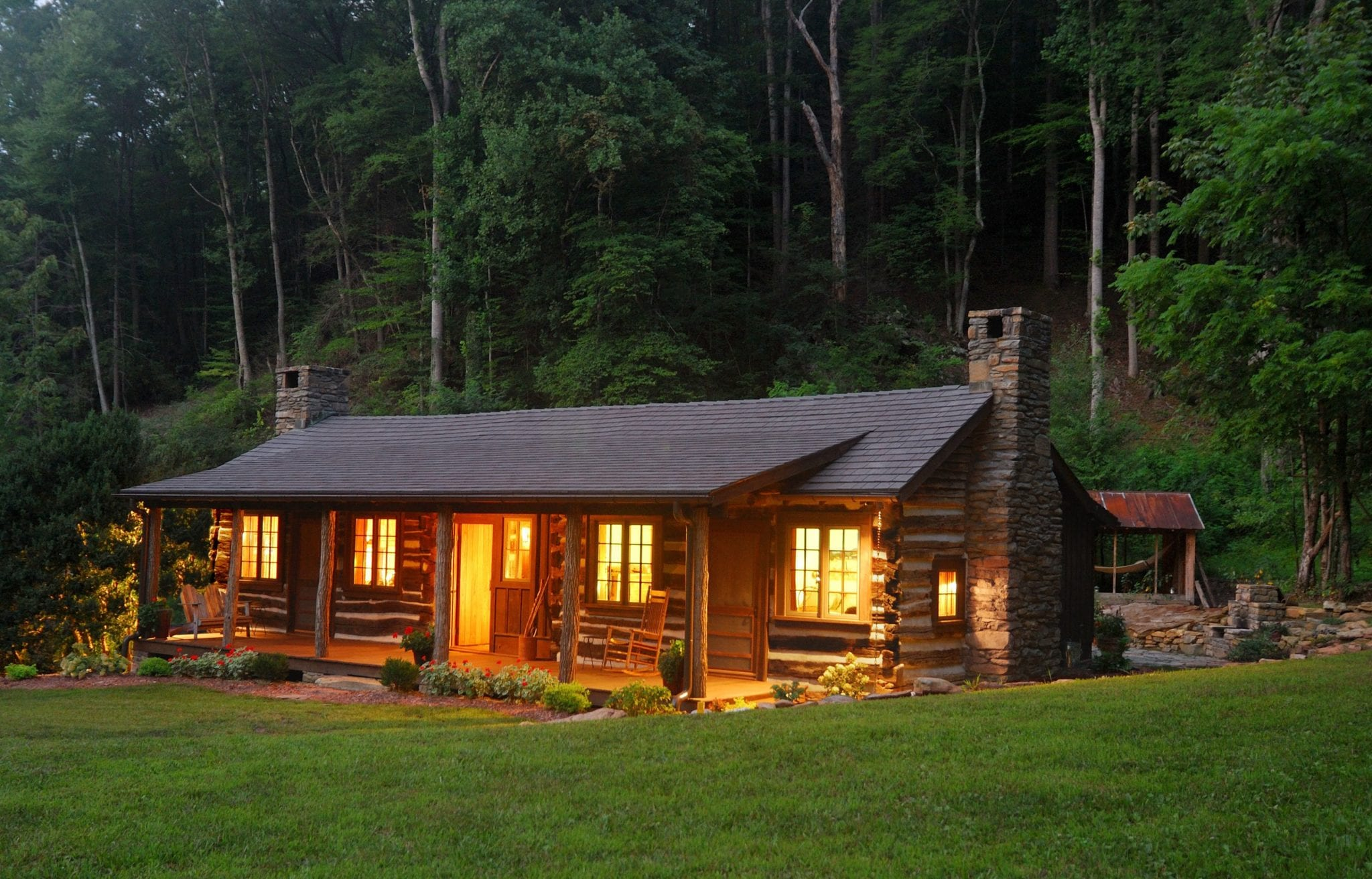Multiple incidents including rock throwing at a rural for Michigan romantic cabins